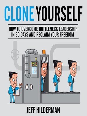 cover image of Clone Yourself