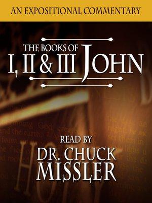 cover image of John I, II, & III