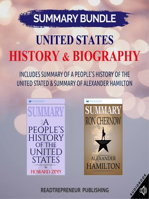 cover image of Summary Bundle: United States History & Biography