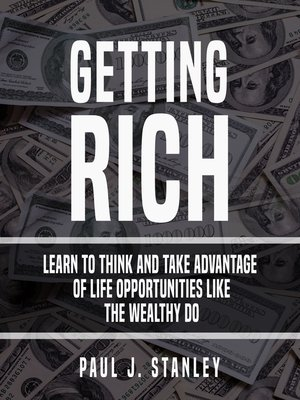 cover image of Getting Rich