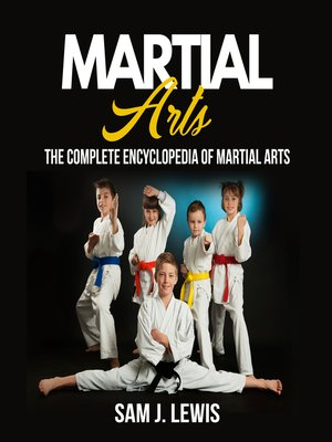 cover image of Martial Arts