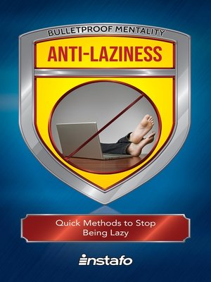 cover image of Anti-Laziness