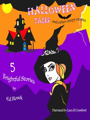 cover image of Halloween Tales and Other Creepy Stories
