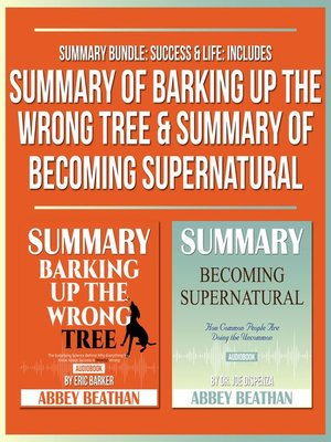 cover image of Summary Bundle: Success & Life