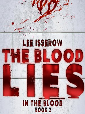 cover image of The Blood Lies