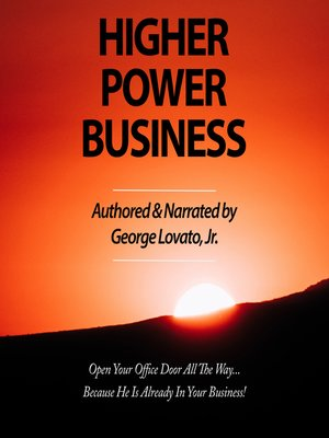 cover image of Higher Power Business