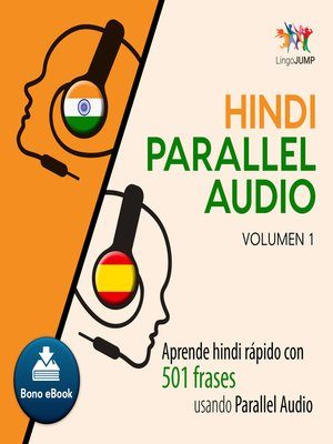 cover image of Aprende hindi rpido con 501 frases usando Parallel Audio - Volumen 1