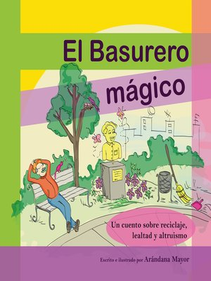 cover image of El Basurero Magico