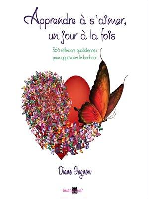 cover image of Apprendre á s'aimer, un jour á la fois