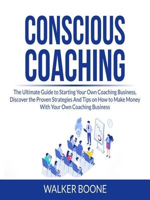 cover image of Conscious Coaching
