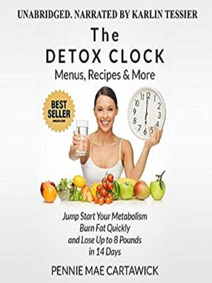 cover image of The Detox Clock