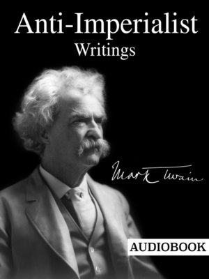 cover image of Anti-imperialist Writings