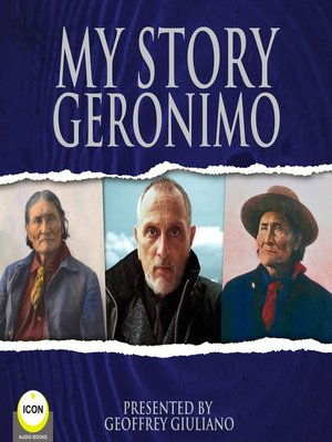 cover image of My Story Geronimo