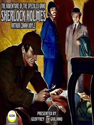 cover image of The Adventure of the Speckled Band