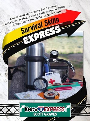 cover image of Survival Skills Express