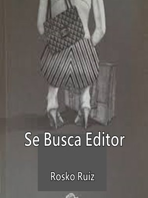 cover image of Se Busca Editor