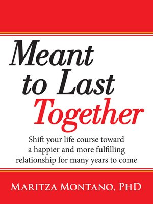 cover image of Meant to Last Together