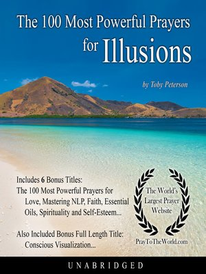 cover image of The 100 Most Powerful Prayers for Illusions
