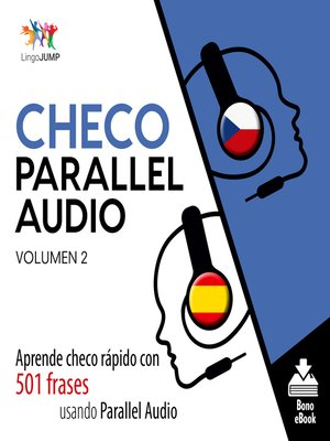 cover image of Aprende checo rápido con 501 frases usando Parallel Audio, Volumen 2