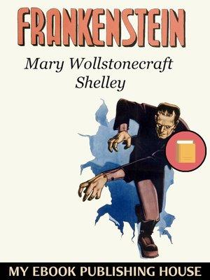 cover image of Frankenstein