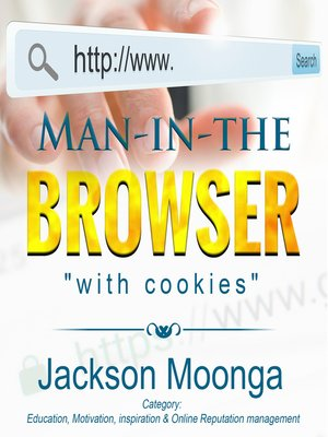 cover image of Man in the Browser