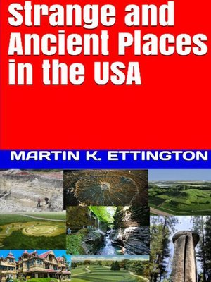 cover image of Strange and Ancient Places in the USA