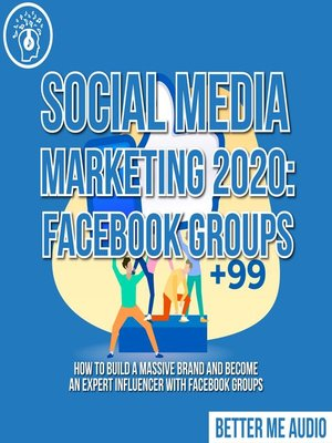 cover image of Social Media Marketing 2020