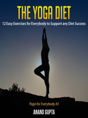 cover image of The Yoga Diet
