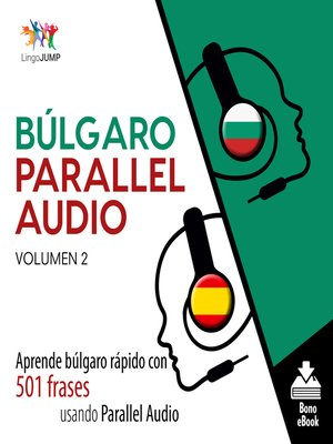 cover image of Aprende búlgaro rápido con 501 frases usando Parallel Audio, Volumen 2