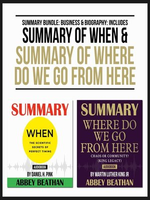 cover image of Summary Bundle: Business & Biography
