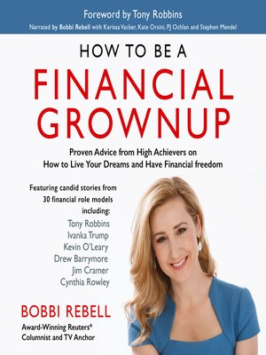 cover image of How to Be a Financial Grownup