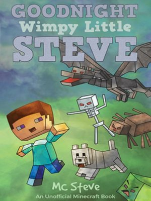 cover image of Goodnight, Wimpy Little Steve