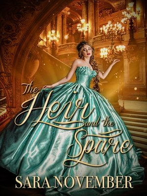 cover image of The Heir and the Spare