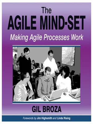 cover image of The Agile Mind-Set