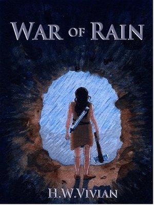 cover image of War of Rain