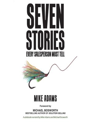 cover image of Seven Stories Every Salesperson Must Tell