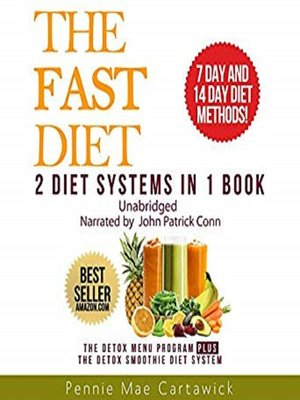 cover image of The Fast Diet