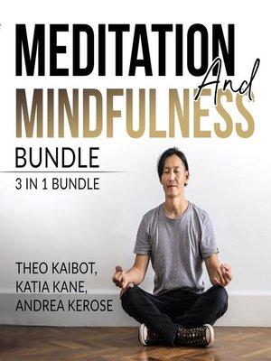 cover image of Meditation and Mindfulness Bundle