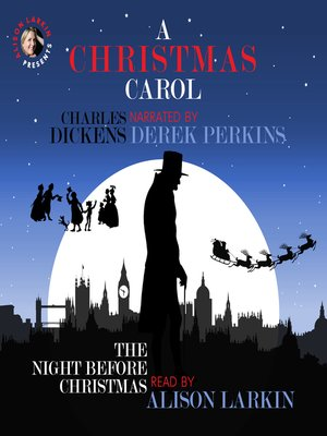 cover image of A Christmas Carol / The Night Before Christmas