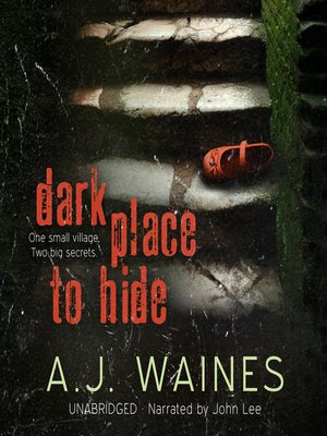 cover image of Dark Place to Hide