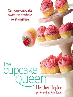 cover image of The Cupcake Queen
