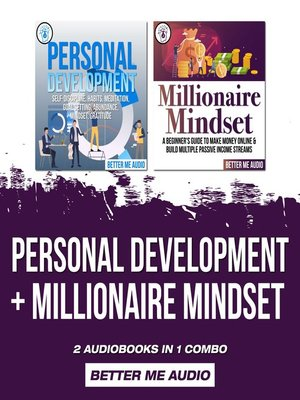 cover image of Personal Development + Millionaire Mindset