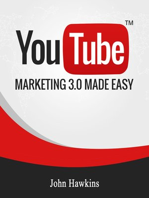 cover image of Youtube Marketing 3.0 Made Easy