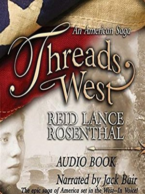 cover image of Threads West