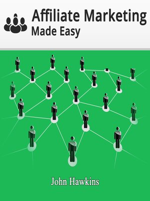 cover image of Affiliate Marketing Made Easy