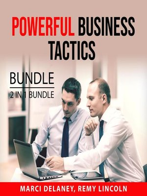 cover image of Powerful Business Tactics Bundle, 2 IN 1 Bundle