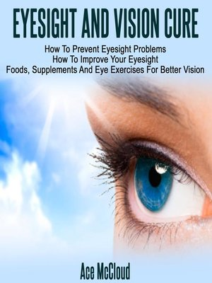cover image of Eyesight and Vision Cure