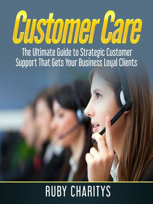 cover image of Customer Care