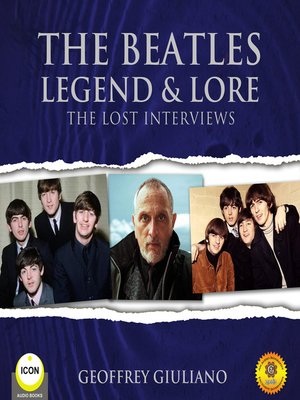 cover image of The Beatles Legend & Lore