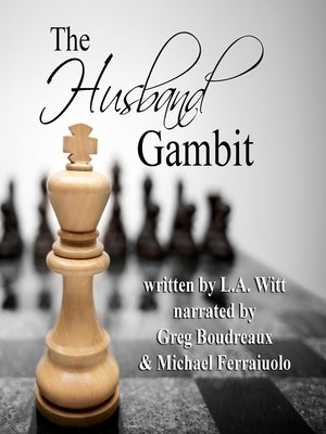 cover image of The Husband Gambit